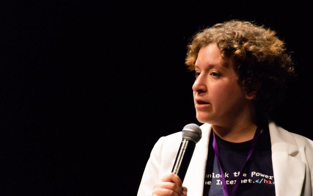 WPCoffeeTalk: Miriam Goldman